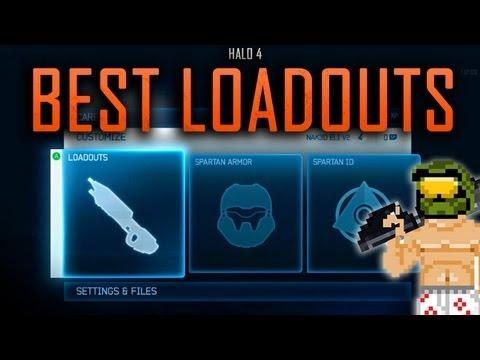 Best Halo 4 Loadouts