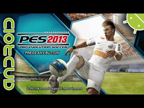 Pro Evolution Soccer 2013 | NVIDIA SHIELD Android TV | PPSSPP Emulator [1080p] | Sony PSP