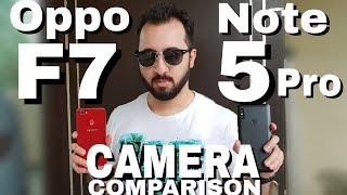Oppo F7 vs Redmi Note 5 Pro Camera Comparison| Oppo F7 Camera Review| Redmi Note 5 Pro Camera
