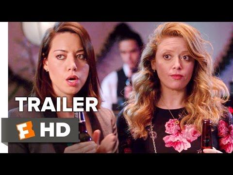 Addicted to Fresno Official Trailer #1 (2015) - Natasha Lyonne, Aubrey Plaza Movie HD