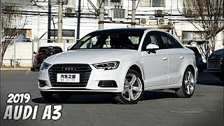 2019 New Audi A3 Detailed Look