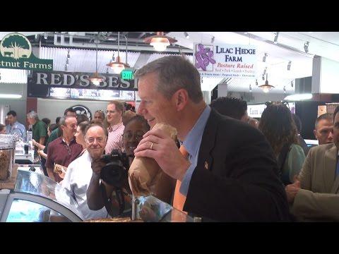 Boston Public Market Opens