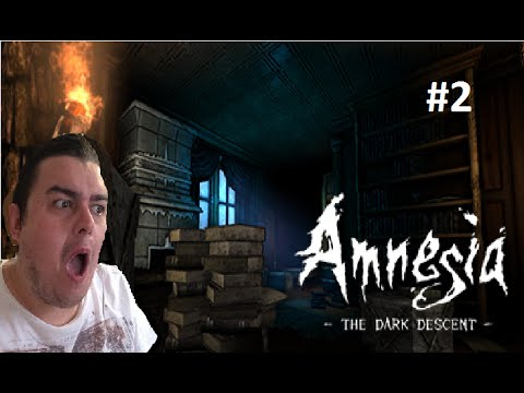 Amnesia Dark descent: Just getting started #2
