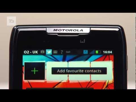 Motorola Razr Hands on Review