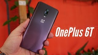 OnePlus 6T Review - More Than You Pay For