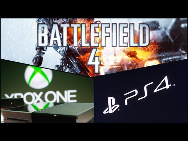 Battlefield 4 Competitive & Next Gen Consoles