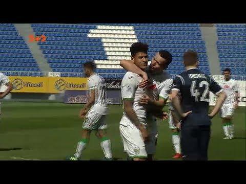 Олімпік - Карпати - 0:2. Відео матчу