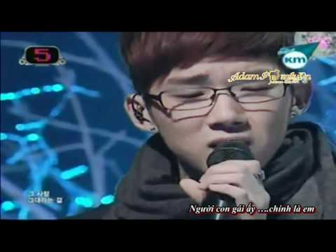 [[AdamFamily][Vietsub] I have a lover - Jo Kwon (2AM)