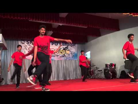 Karthik Dance - Dhating Naach & Urvasi... video