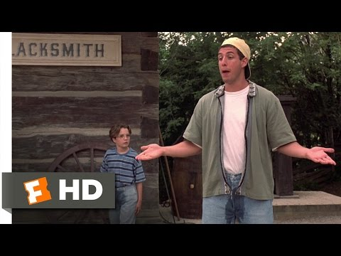 Billy Pees His Pants - Billy Madison (4/9) Movie CLIP (1995) HD