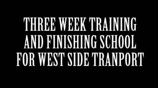 3 WEEK TRAINING and Finishing School at WEST SIDE TRANSPORT