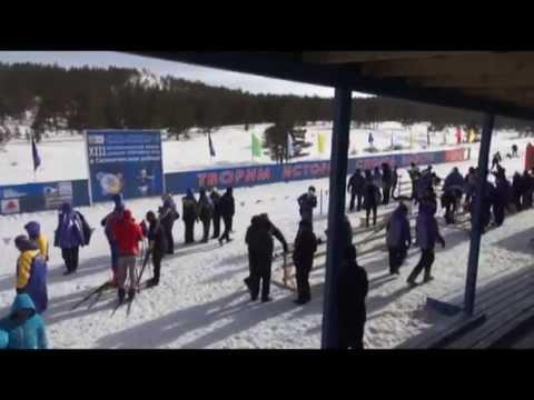 Территория спорта: Зимние сельские спортивные игры - 2015