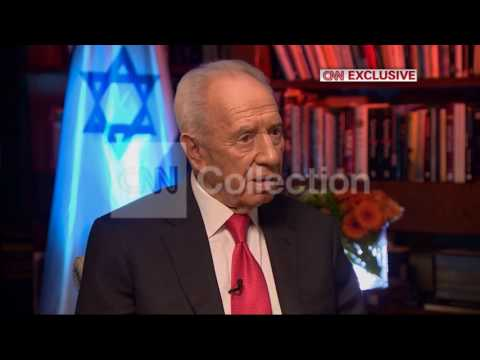 ISRAEL GAZA TENSION-PERES-CANNOT BE PERMISSIVE