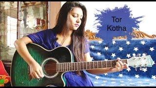 Download Lagu Tor Kotha | Darshan Raval | Cover by Dristy Anam Gratis STAFABAND