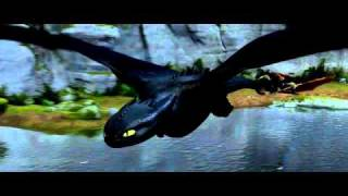 How to Train Your Dragon - Dragon Rider