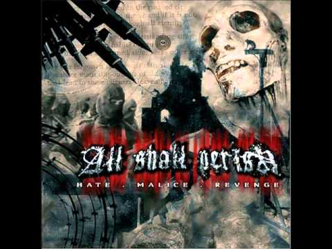 All shall perish - Laid to rest ( 8 bit remix!!)