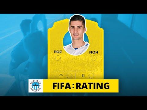 FIFA Rating - FC Slovan Liberec