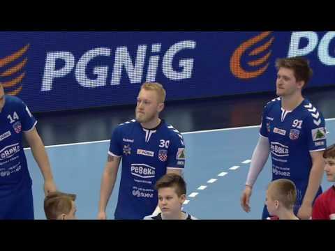 Magazyn PGNiG Superligi - Pierwsze Mecze 1/4 Finału || Piłka Ręczna