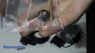 Raymarine i40 Bidata pakket met transducer E70145 unbox