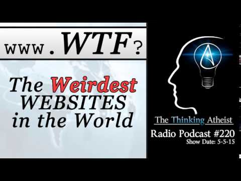 TTA Podcast 220: The Weirdest Websites in the World