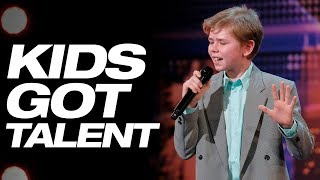 These Kids Will SURPRISE You With Their AGT Performances - America