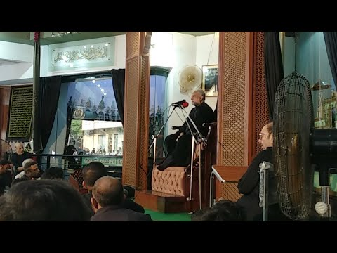 Majlis No. 06 - Allama Syed Muntazir Abbas Naqvi - 2019