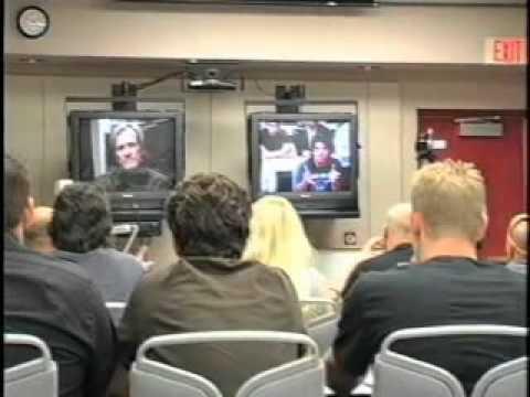 Randal Kleiser DGA Videoconferencing