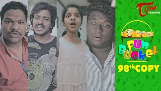 Fun Bucket | 98th Episode | Funny Videos | Harsha Annavarapu | #TeluguComedyWebSeries