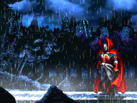 MUGEN : Comic Classics 4 Spawn vs Violator