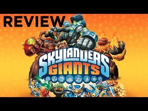 Skylanders Giants REVIEW!