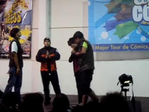 Concurso de Dance Group-ConComics Morelia-Leeshinteck