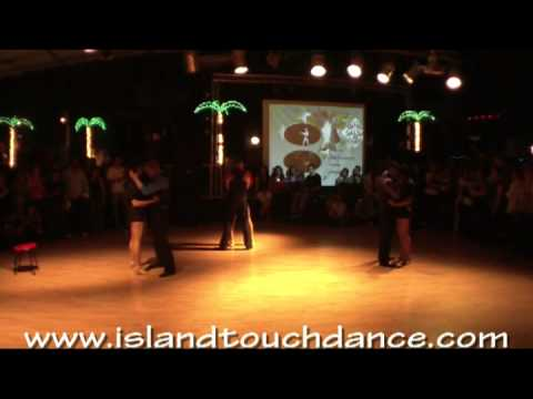 Ataca Jorgie & La Alemana Bachata Team: Aventura ~ Los Infieles