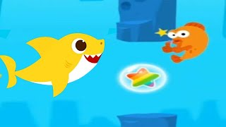 Baby Shark RUN Level 42 | Animal Songs | Shark Gameplay | Nursery Songs |