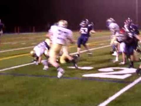 Acton-Boxborough v Lincoln-Sudbury football