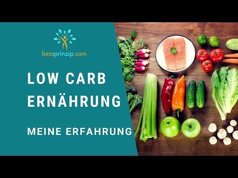 Lana spricht über Low Carb Ernährung