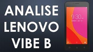 Lenovo Vibe B - Analise do Aparelho abaixo de 500 reais
