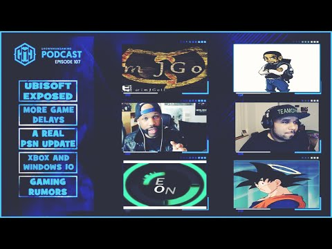 GMG SHOW LIVE EP. 107 - UBISOFT EXPOSED COPYING MAPS, APPEARING OFFLINE PS4, UPGRADABLE XBOX ONE