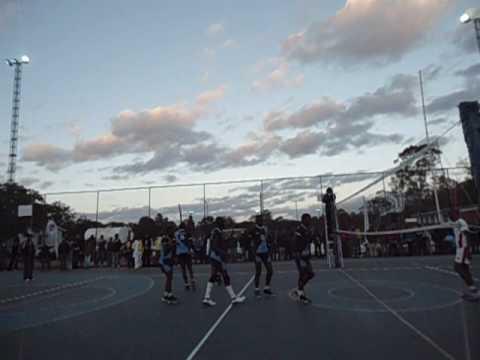 Universities volleyball Cobras (Midlands State University) vs UZ