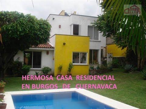 Casa en Venta En Burgos de Cuernavaca