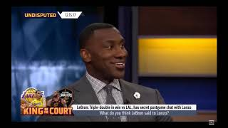Shannon Sharpe funny moments