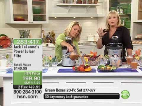 Jack LaLanne's Power Juicer Elite