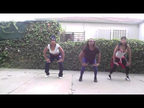 Sage The Gemini Rednose dance L.A. Bakers