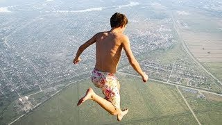 6 ???? ?????? ?? ????? Jumps | 6 Most Insane And Coolest Jumps That Broke All Records