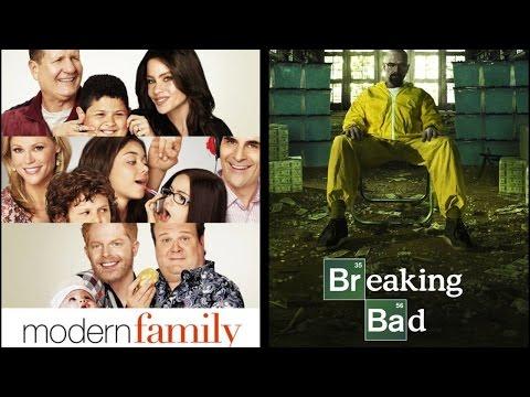 Breaking Bad & Modern Family Rule Emmy Awards