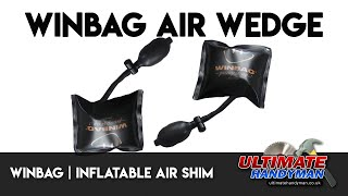 Winbag | inflatable air shim