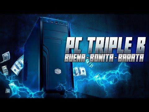 Review: PC Triple B Gaming PC Bueno. Bonita y Barata I