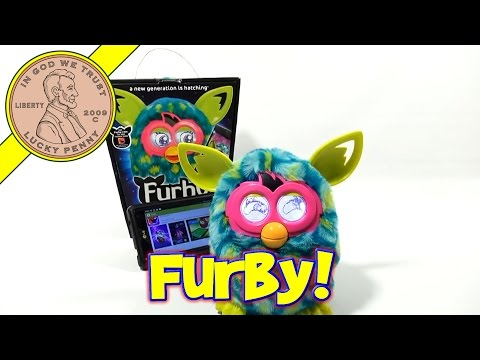Furby Boom 2013 App - Part 1 - Collect Furbucks and Pamper Your Furby Babies!