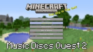 Minecraft - Music Discs Quest 2