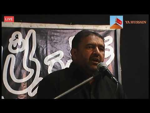 5th Muharram   Maulana Qamber Ali Rizvi   7th October 2016   Dua-e-Zehra (Northampton)