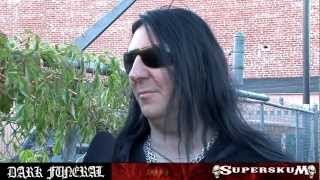 DARK FUNERAL Interview In Denver
